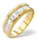 9K Yellow Gold 1Ct Diamond Ring From Catalina Diamonds C1631