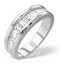 9K White Gold 1Ct Diamond Ring From Catalina Diamonds D1069