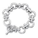 Silver Bracelet From Elements Silver B473