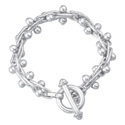 Silver Bracelet From Elements Silver B594