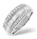 18K White Gold 1Ct Diamond Ring From Catalina Diamonds L1524