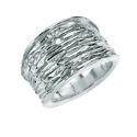 Silver Ring From Elements Silver R2524